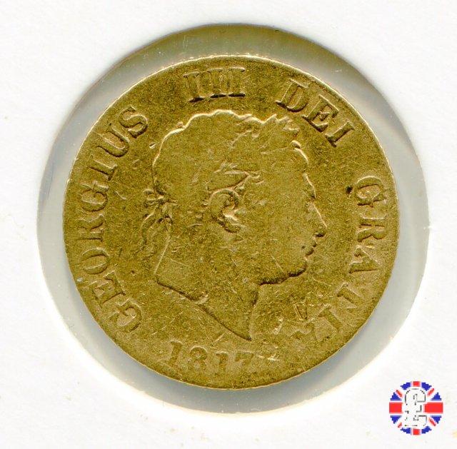 1/2 sovereign 1817 (London)