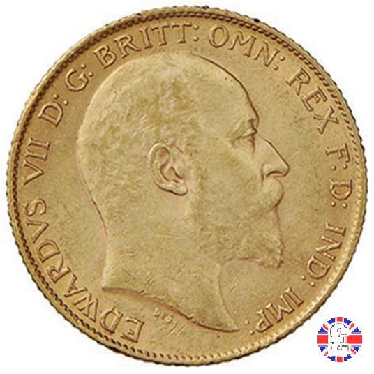 1/2 sovereign 1910 (London)