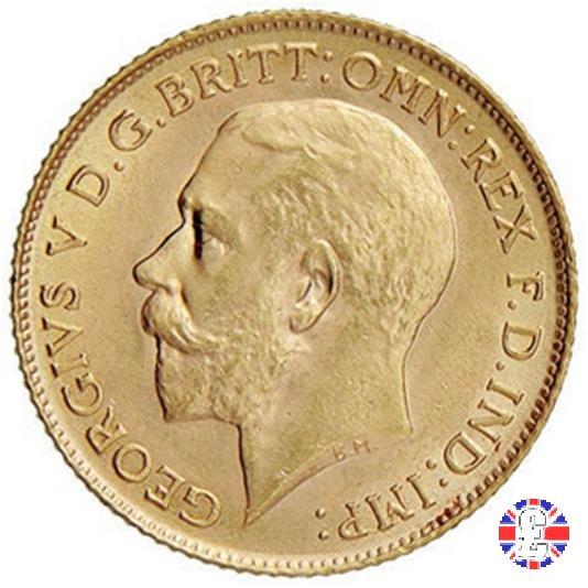1/2 sovereign 1914 (London)
