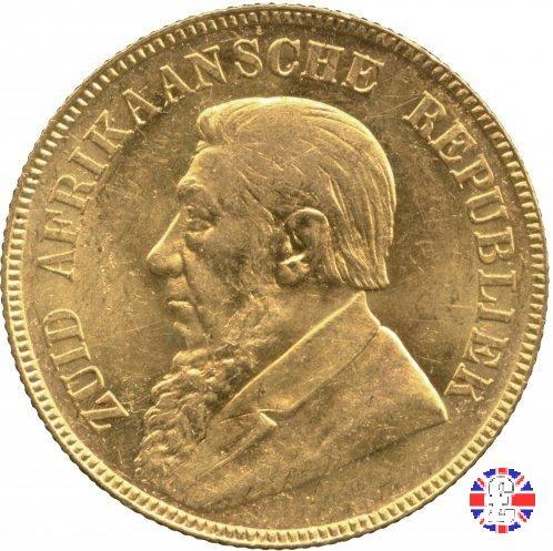 1 pond kruger 1897 (Pretoria)