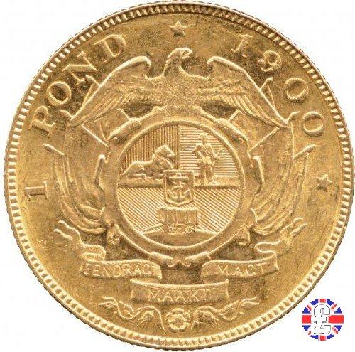 1 pond kruger 1900 (Pretoria)