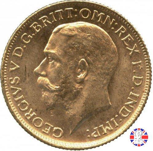 1 sovereign 1911 (Sydney)