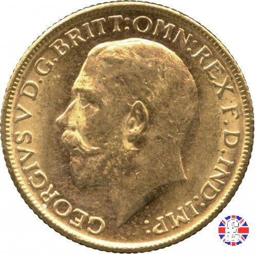 1 sovereign 1912 (Melbourne)