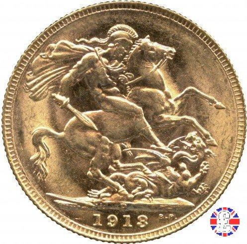 1 sovereign 1913 (Perth)
