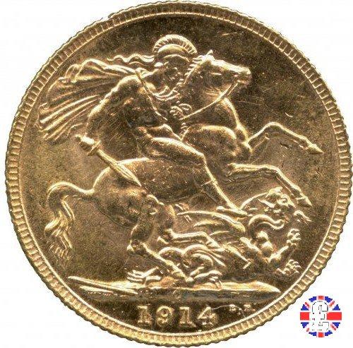 1 sovereign 1914 (Ottawa)